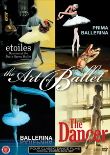 The Art of Ballet-The Ballerina